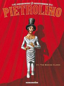 【英語版】Pietrolino 1巻