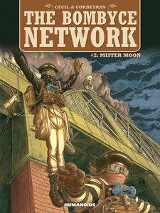 【英語版】The bombyce network 2巻