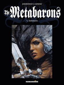 【英語版】The Metabarons 2巻