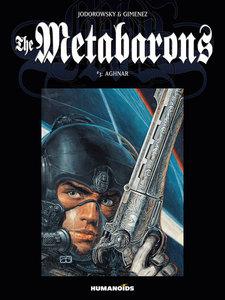 【英語版】The Metabarons 3巻