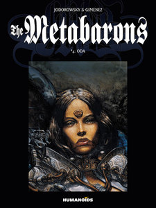 【英語版】The Metabarons 4巻