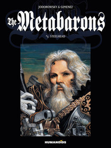 【英語版】The Metabarons 5巻