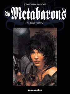 【英語版】The Metabarons 6巻
