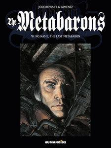 【英語版】The Metabarons 8巻