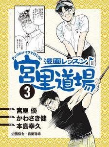 漫画レッスン宮里道場 3巻