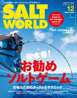 SALT WORLD 2016年12月号 Vol.121
