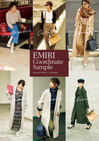 EMIRI Coordinate Sample Autumn-Winter/183styles