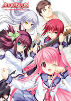 Angel Beats! -1st beat- Perfect Visual Book