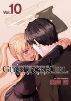 GUNSLINGER GIRL10巻 - 漫画