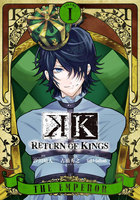 K RETURN OF KINGS 1巻 - 漫画