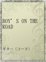 BOY'S ON THE ROAD