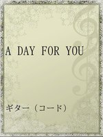 A DAY FOR YOU